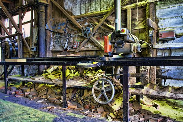 The Saw Mill: Cutting Shed 002 by Rod Cleasby