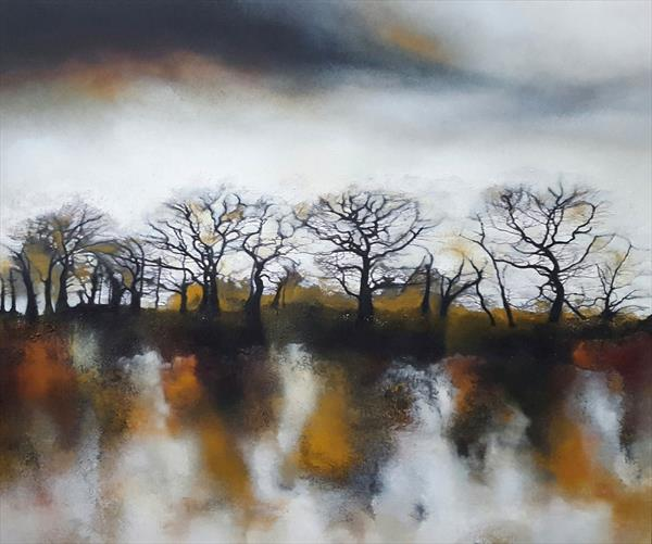 Teary Trees by Isabelle Amante