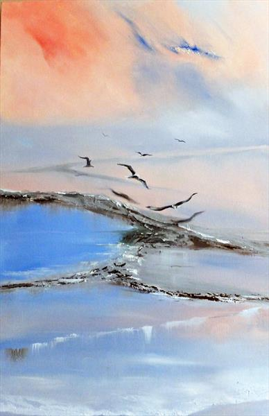 Dance of the Terns by Elizabeth Williams