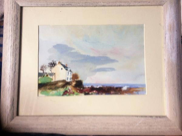 Newport on a Summer's Day by Janette Bowen