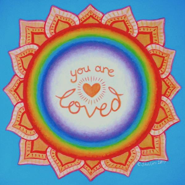 You Are Loved by Chloe  Shalini