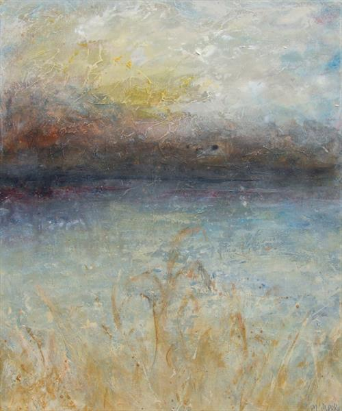 Marsh Grass and Reeds and Rushes Will Flourish by Miriam Meek
