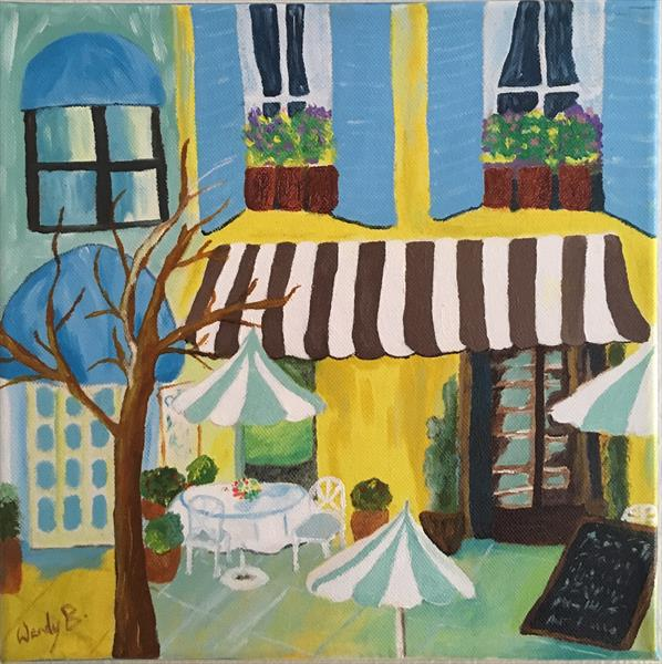 Little French Cafe