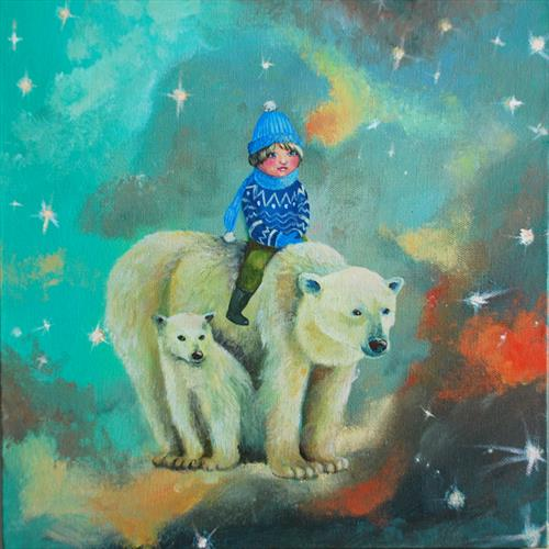 Bear ride by Monika Umba