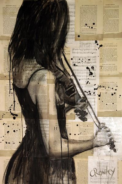 the violinist by darren crowley
