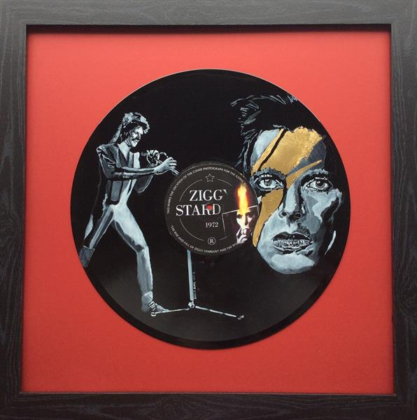 Bowie: Ziggy Played Guitar by David King