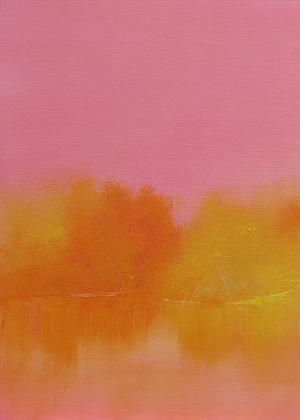 Pink Sky by Howard Sills