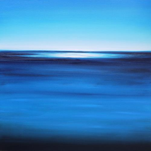 Into the Blue Again by Julia Everett