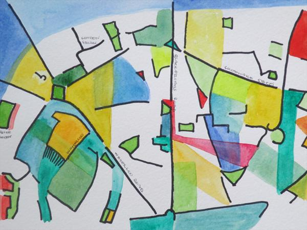 When London Planners Discovered Klee 3/10 by Richard Cole