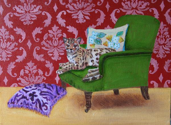 A Comfortable Spot by Sue George