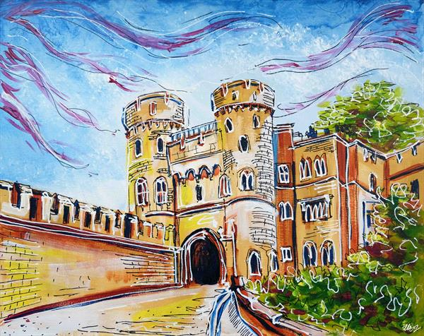 Norman Gate, Windsor by Laura Hol
