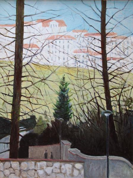 Prague Landscape by Michael Parkinson