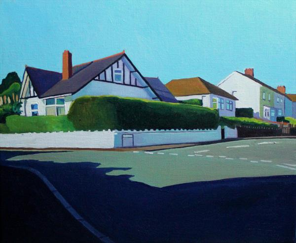 Suburban Cottage by Emma Cownie
