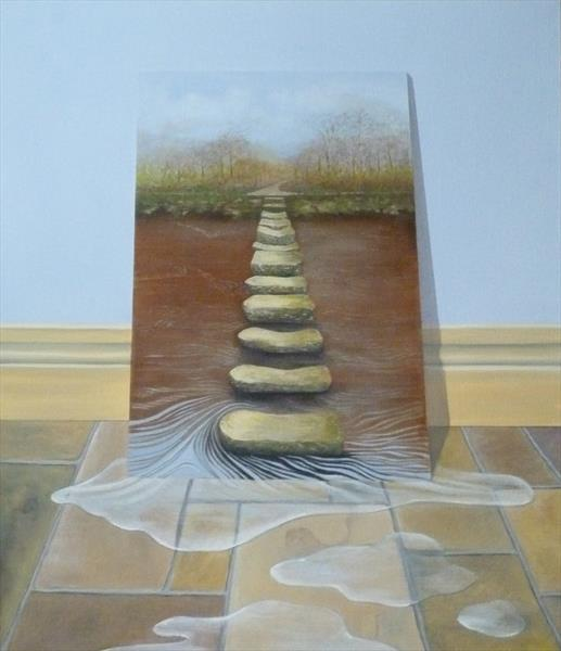 Stepping Stones by Janette Boskett