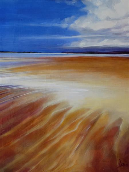 Between the Tides by Dawn Rodger