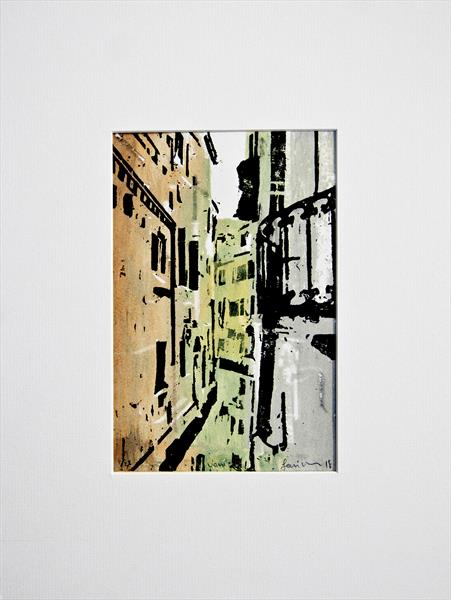 Venice Prints -Series 1, Print No 11  by Ian Mckay