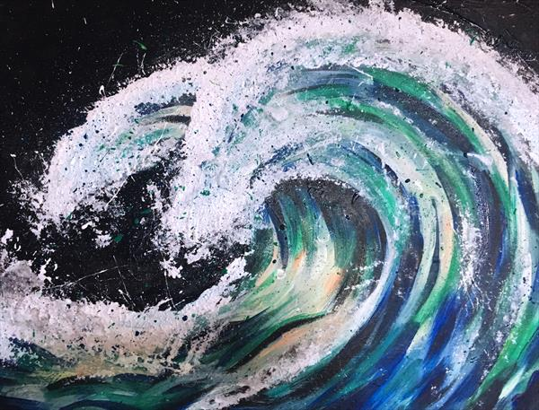 Wave. by Jodi Jennings