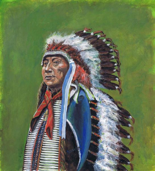 Cheyenne High Official by Phil Willetts