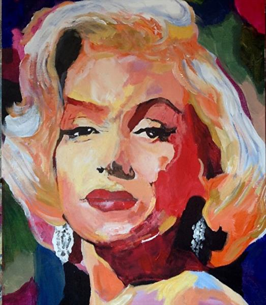 Love, Marilyn by Graham Williams