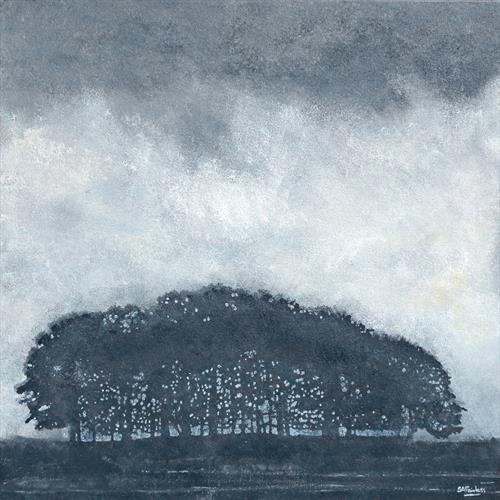 Stand of Trees by Simon Fairless
