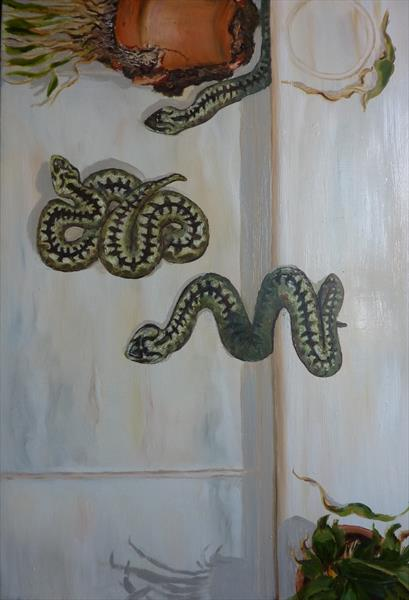 Brood of vipers by Christopher Clark