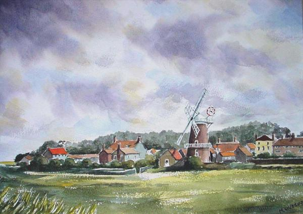 Cley Mill, Norfolk by Mike Livesey