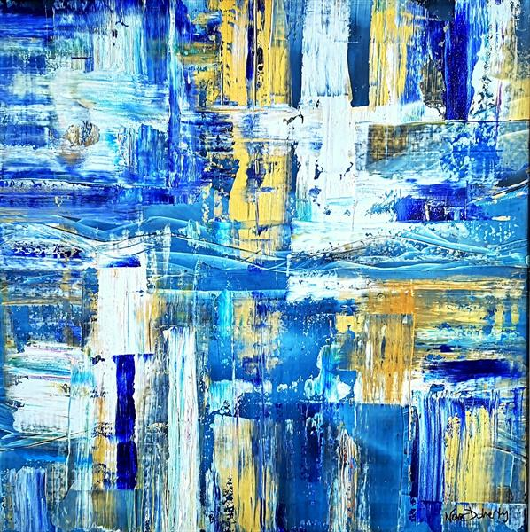 'Into the Blue' by Nora Doherty