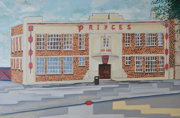 Princes Canning Factory by Melissa Pentney