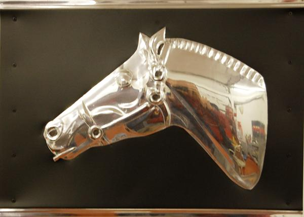 Horses Head by Paul Pennell
