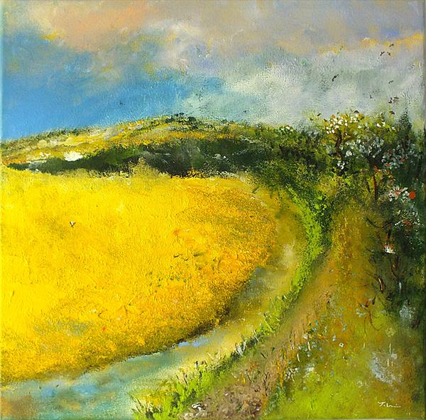 British Summer Time by Tracey Unwin