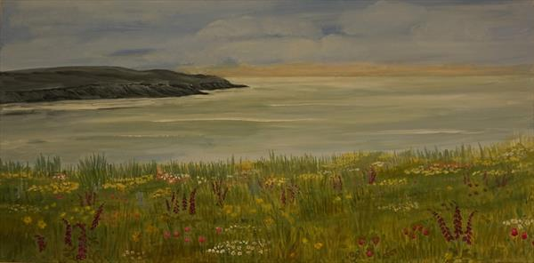 Summer On The Coast by Janet Davies
