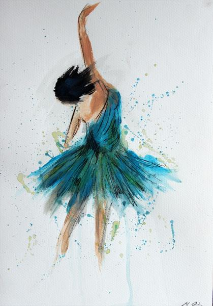 Ballet by Marc Riley