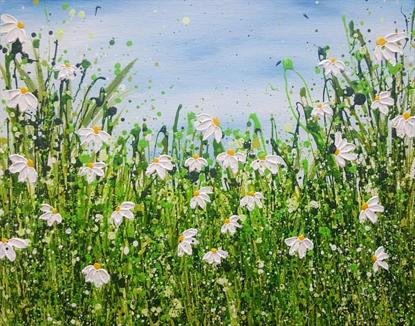 Daisy Patch by Lucy Moore