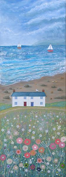 Coastal Cottages by Josephine Grundy