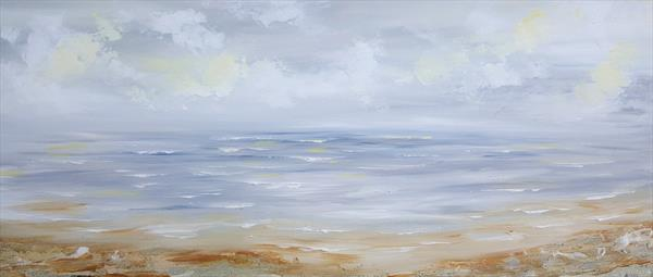 Distant Shores #2 - Seascape