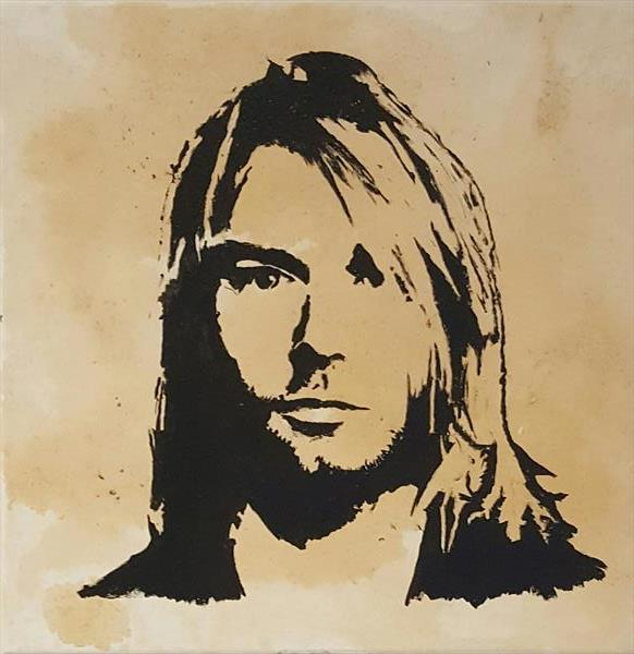 Cobain by Gerard Ritchie