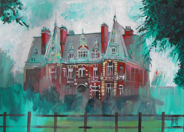 Chateau Impney - Droitwich Spa by Humph Hack