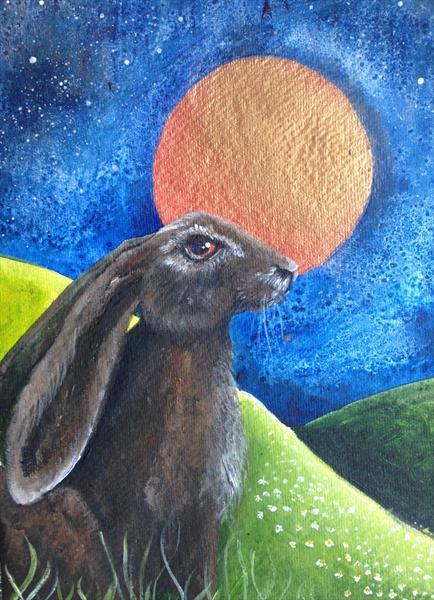 Josephine The Hare by Super Cosmic
