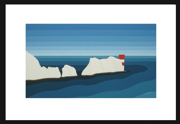 The Needles by Suzanne Whitmarsh