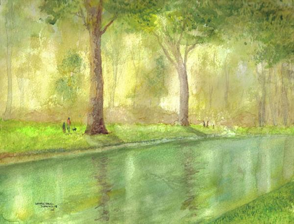 Wandle Stroll by Susan Hill