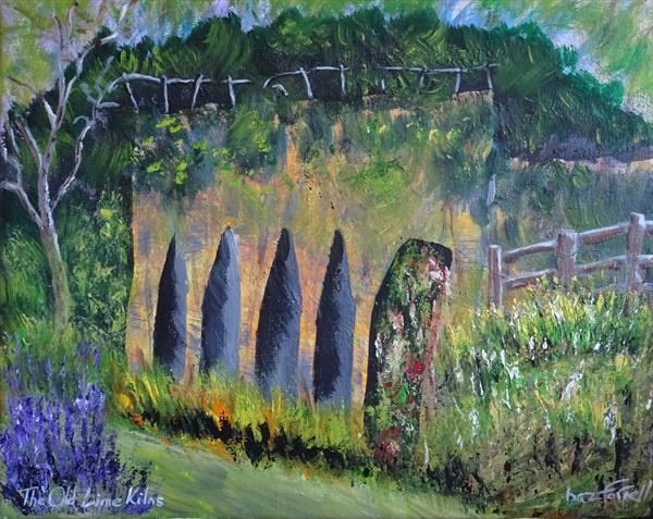 THE OLD LIME KILNS by Baz Farnell