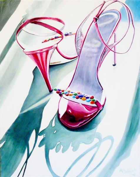 Party Heels by Marion Wilford