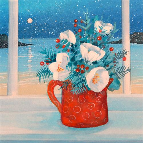 Winter Bouquet by Denise Coble