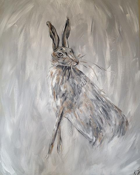 The Great Hare by Rebecca Jory