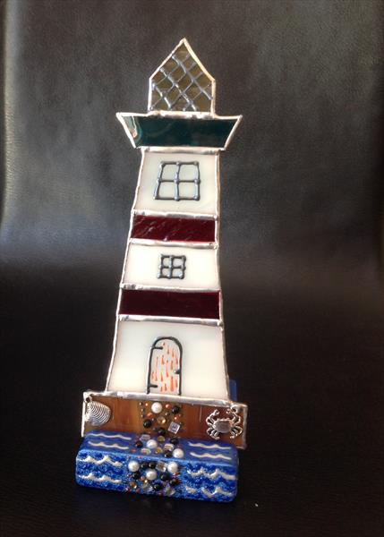 The Quirky Lighthouse by Julie Stevenson