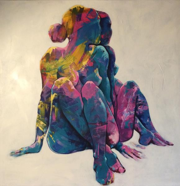 nude in colour by sharon coles