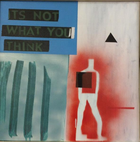 Its Not What You Think by David Irish
