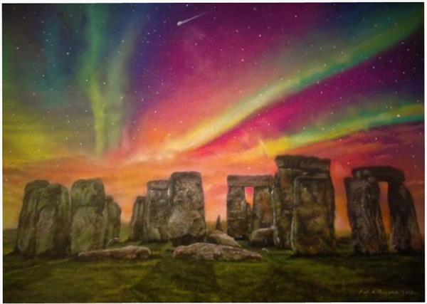 ASTRAL STONES by Paul Beevers