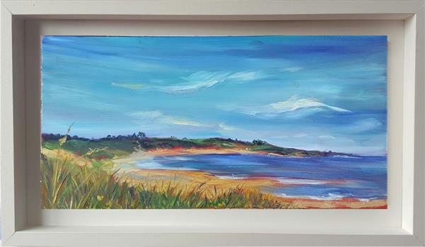 Sunshine Beach by niki purcell
