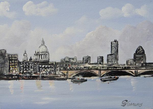 St Paul's by Graham Evans